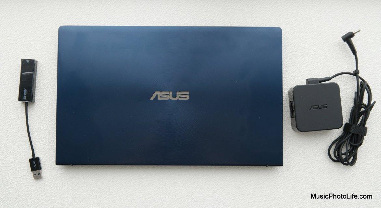 ASUS Zenbook 14 UX434FL unboxing