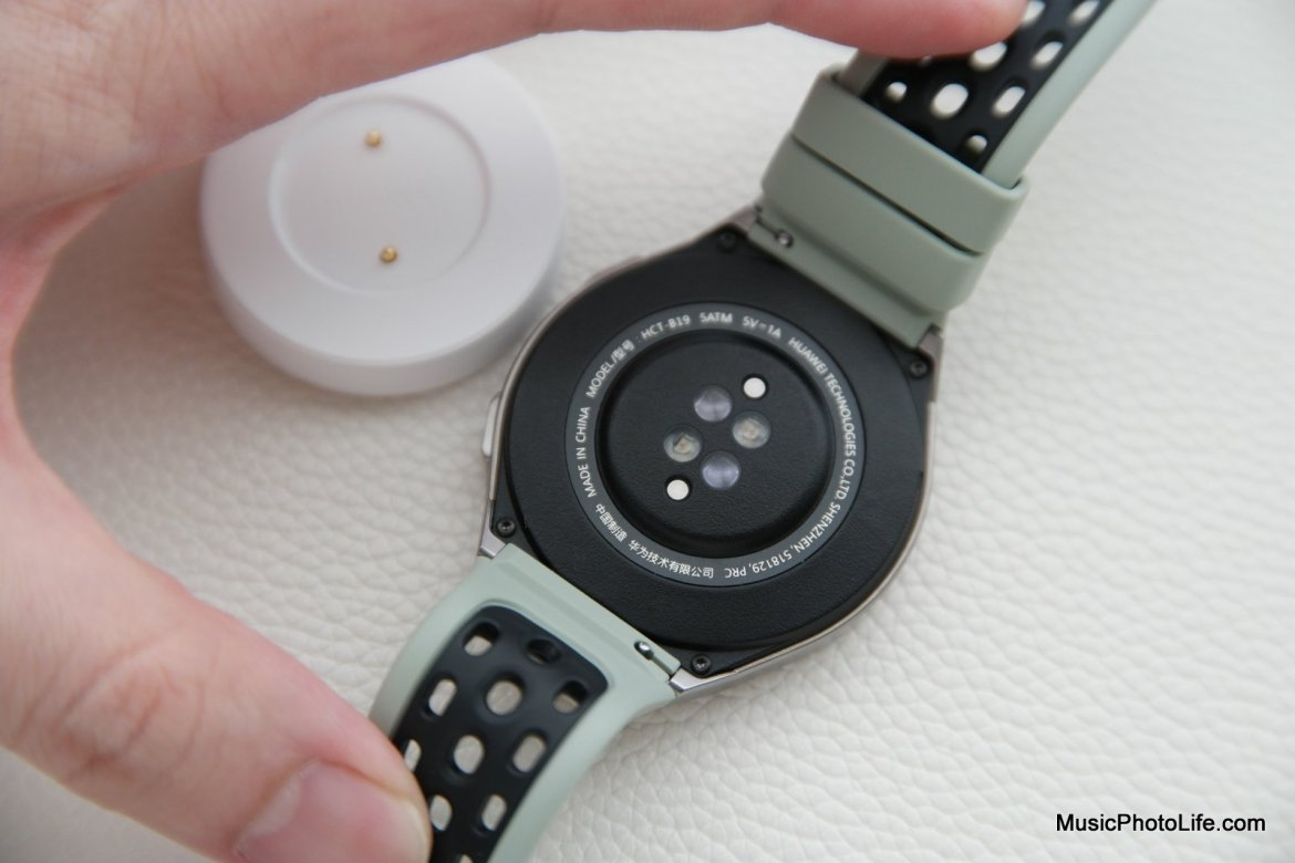 Huawei Watch GT 2e review by Chester Tan musicphotolife.com Singapore tech blog