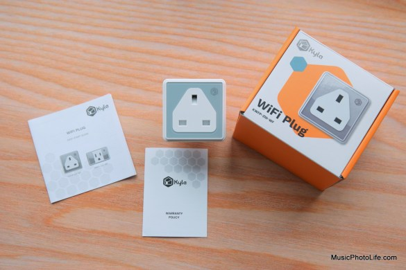 Kyla Gen2 WiFi Plug Smartplug KWFP-210-WF review by Music Photo Life, Singapore tech blog