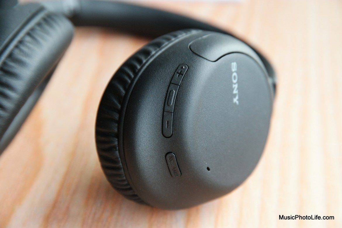Sony WH-CH710N Wireless Noise Cancelling Headphones Review by Music Photo Life