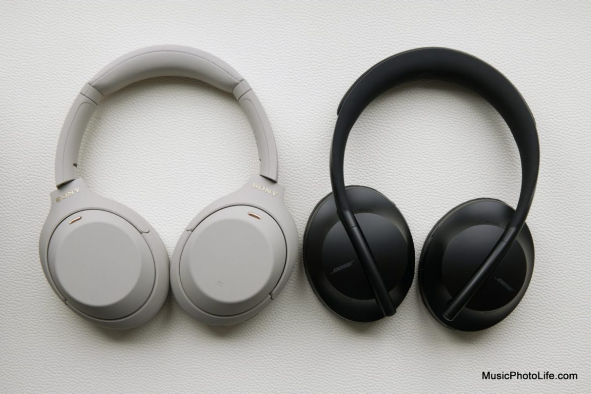 Sony WH-1000XM4 vs. Bose 700 review by Music Photo Life, Singapore tech blog