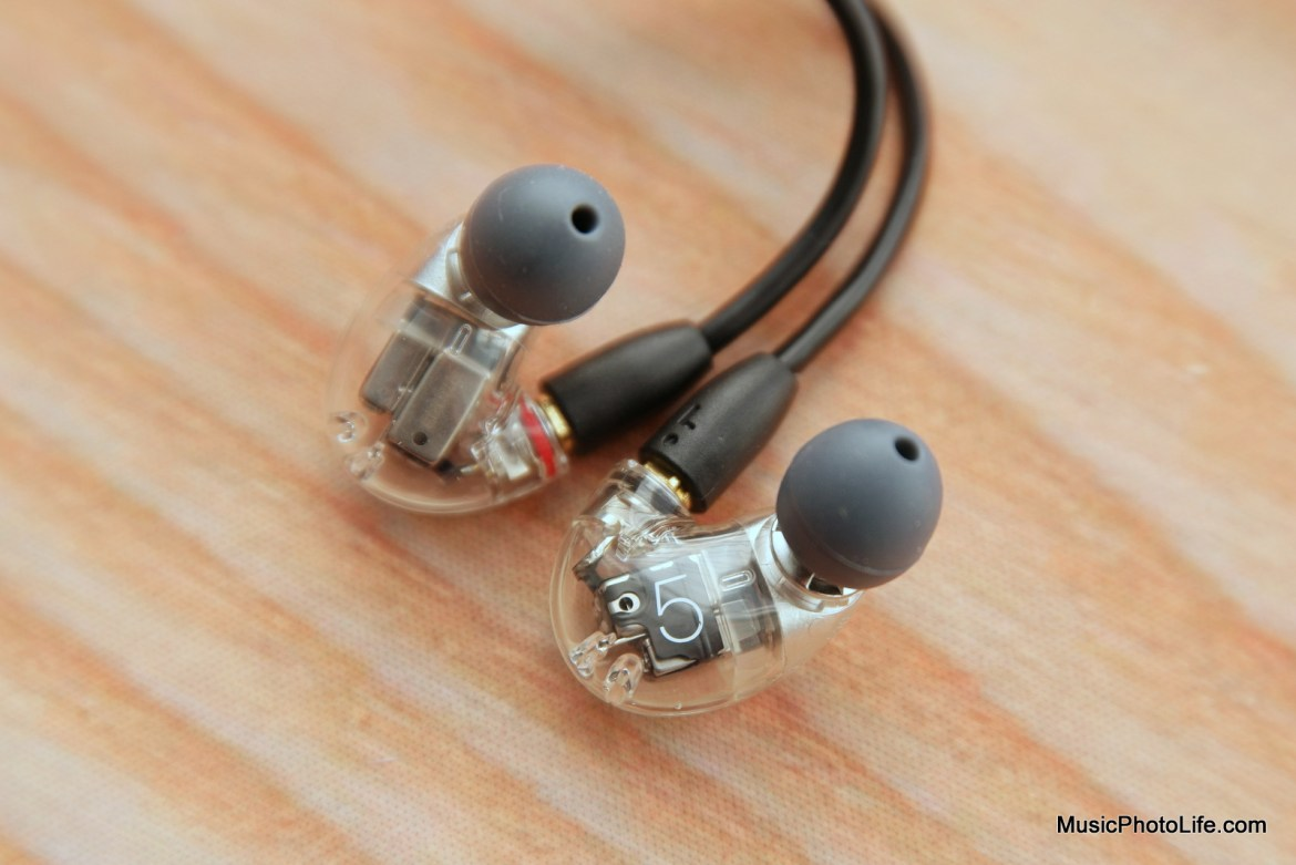 Shure AONIC 5 review by Music Photo Life, Singapore tech blog