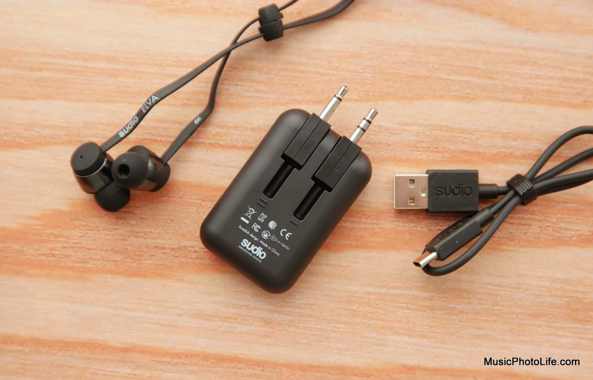 Sudio Elva with Sudio Flyg review by Music Photo Life, Singapore tech blog