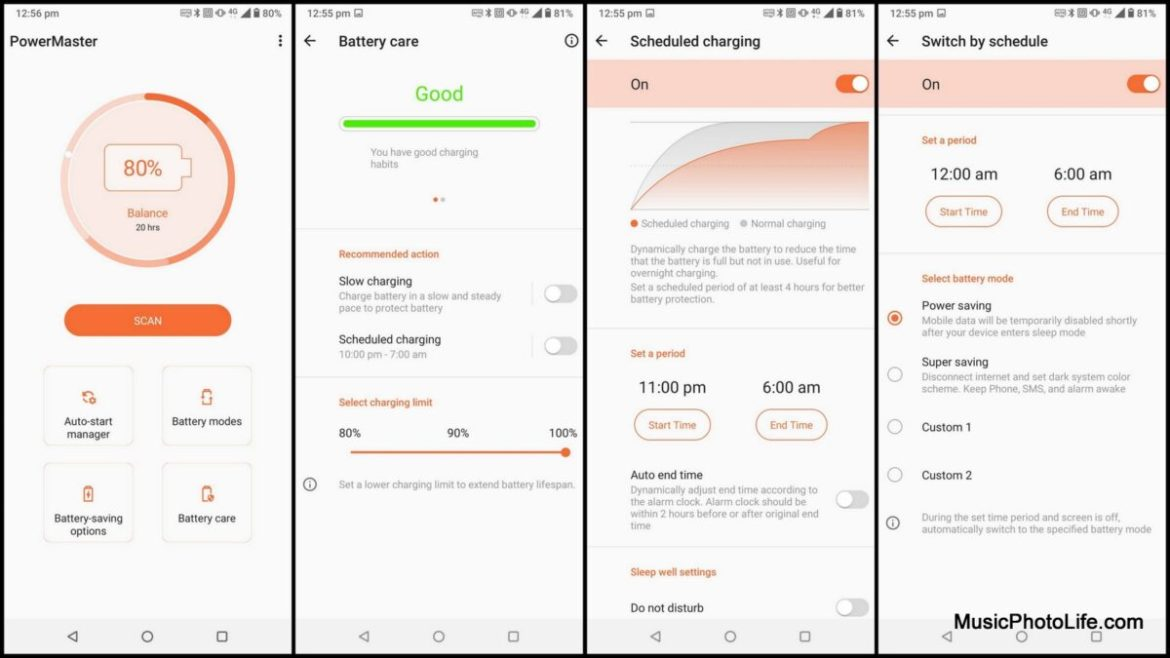 ASUS ROG Phone 3 battery saving Review by Music Photo Life, Singapore tech blog