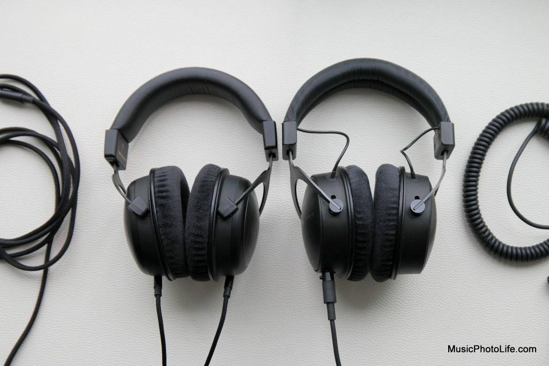 Beyerdynamic T1 3rd Generation headphones compares to DT 1770 Pro