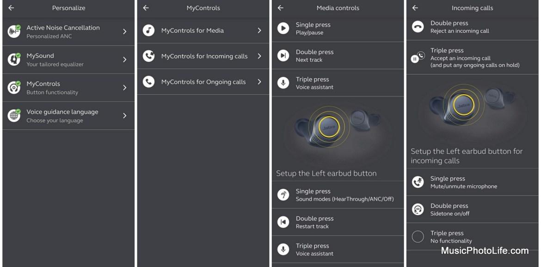Jabra Sound+ app ANC review by Music Photo Life, Singapore tech blog