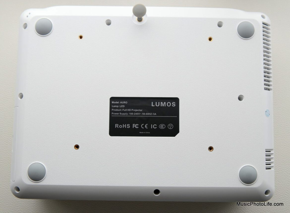 LUMOS Auro Project review by Music Photo Life, Singapore tech blog