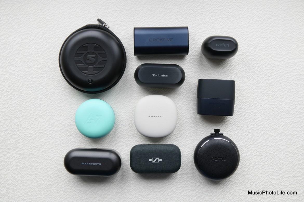 Compare True Wireless Earbuds 2020