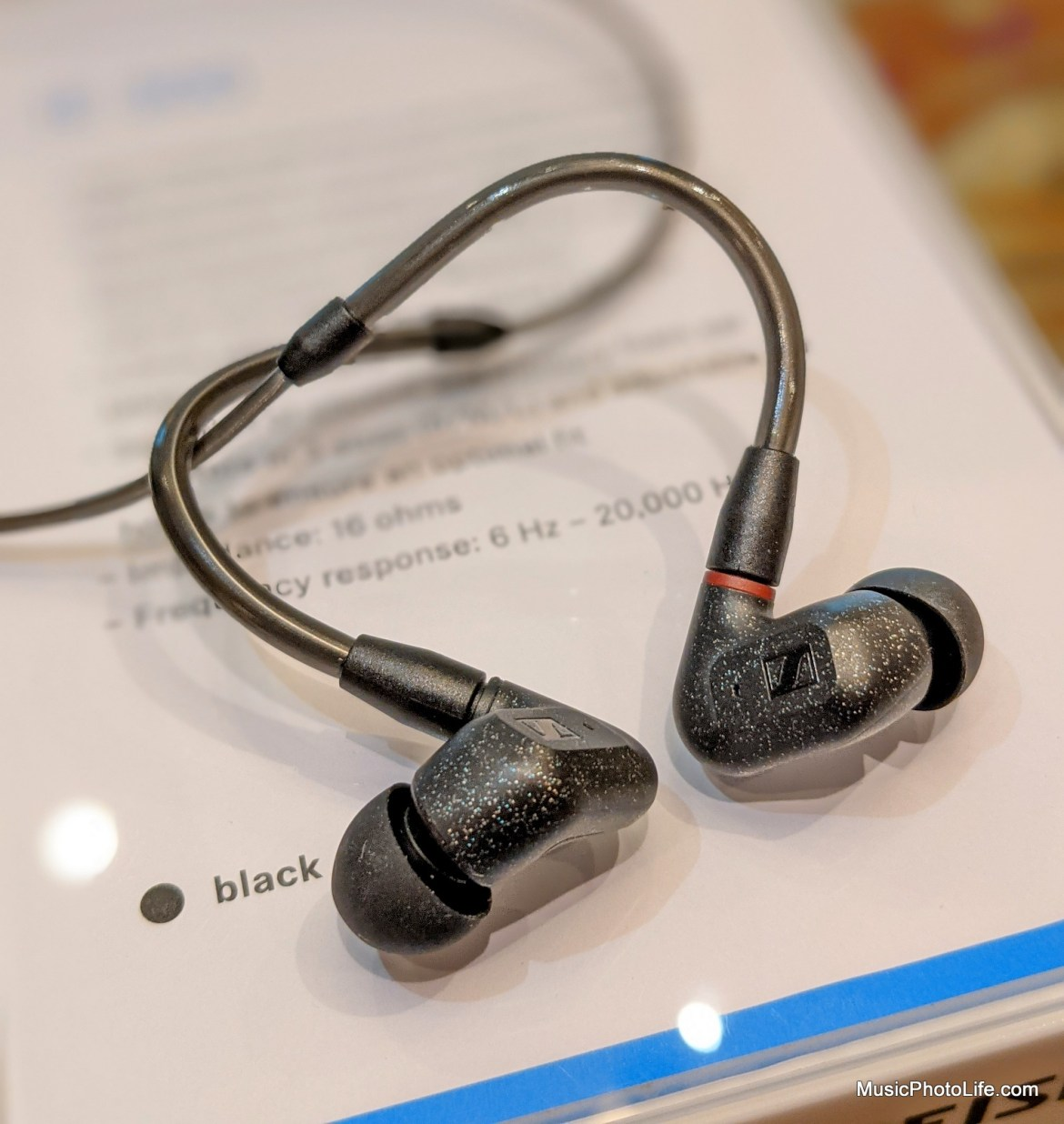 Sennheiser IE 300 review by Music Photo Life, Singapore tech blog