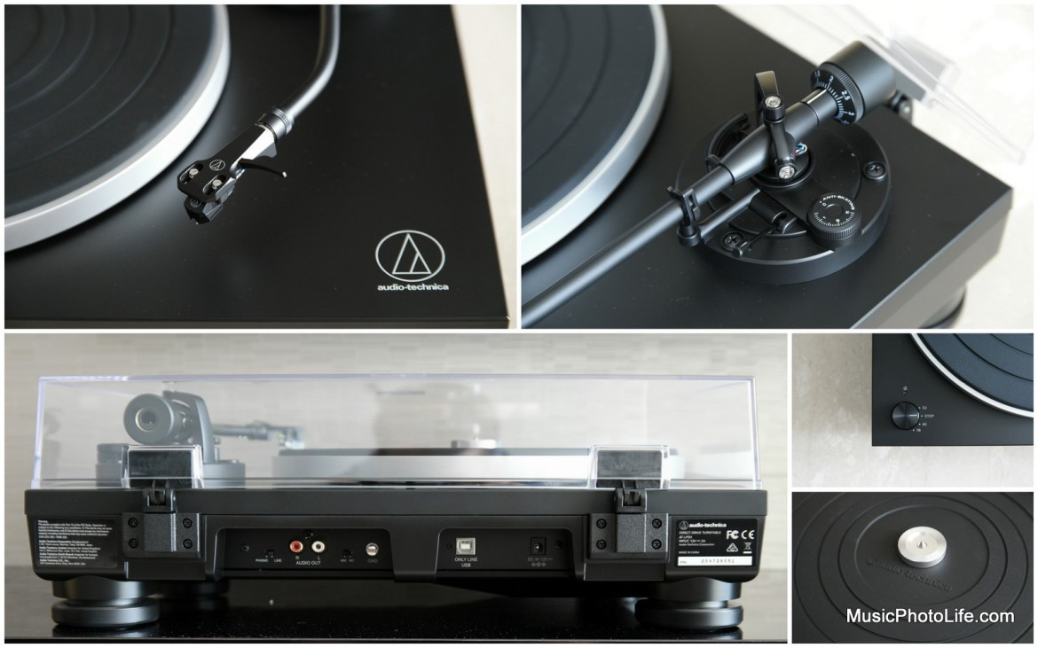 Audio-Technica AT-LP5X details