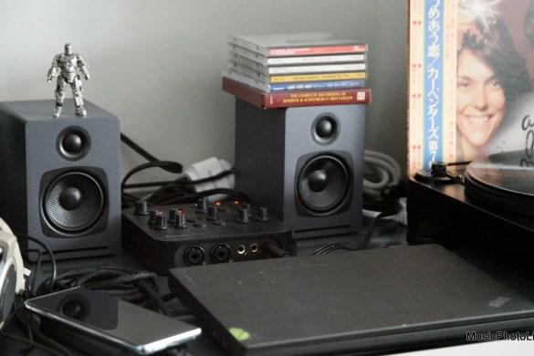 Audioengine A1 Powered Speaker review by musicphotolife.com, Singapore tech blog