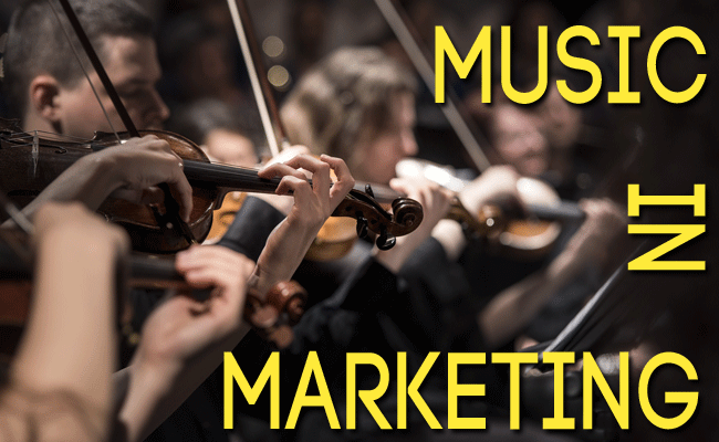 music in marketing
