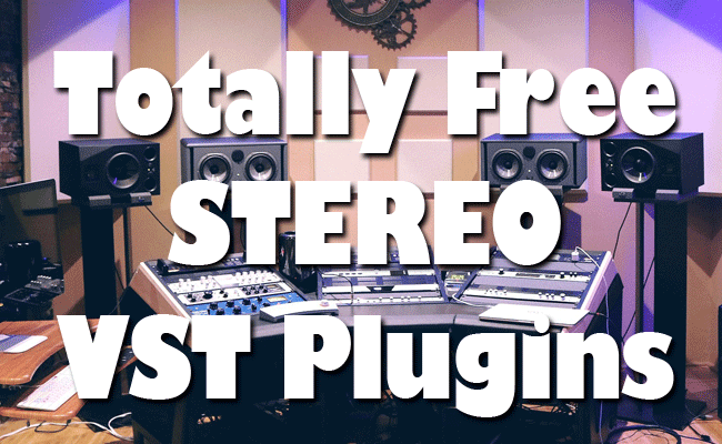 Stereo-Free-Plugins