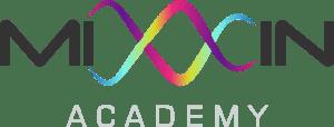 MIXXIN Academy logo dark