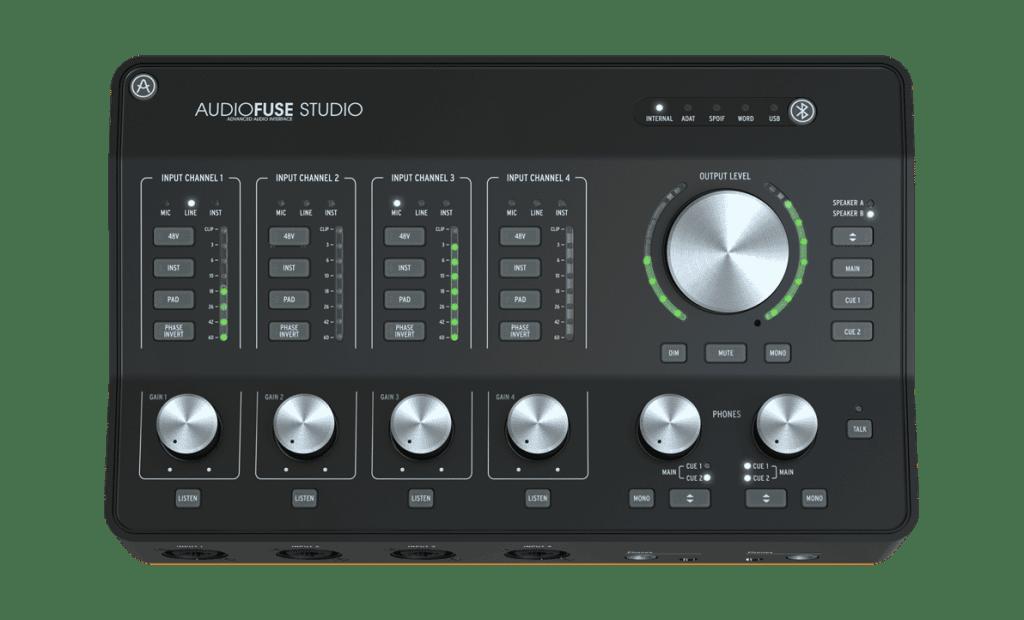 music production hardware