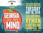 The Peach Pickers Announce Annual 'Georgia On My Mind' Benefit Concert