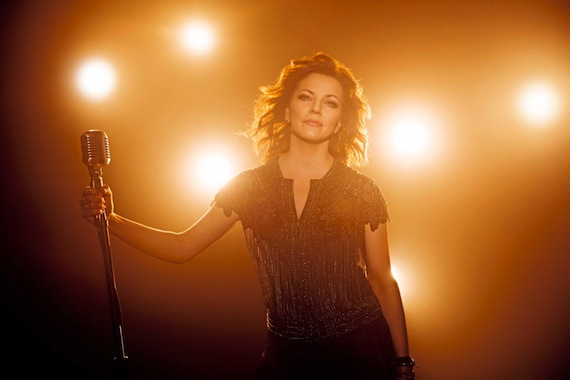 Exclusive: Martina McBride Reflects On 25 Years Since Debut Album
