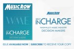 On The Cover: 'MusicRow' Reveals 2017 'InCharge' Directory