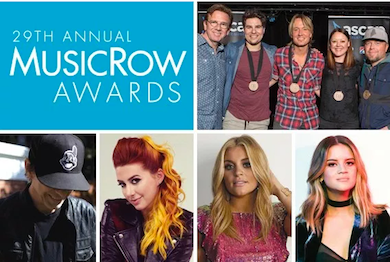 2017 'MusicRow' Awards Winners Revealed