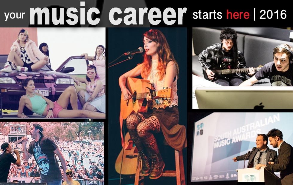 your music career starts here