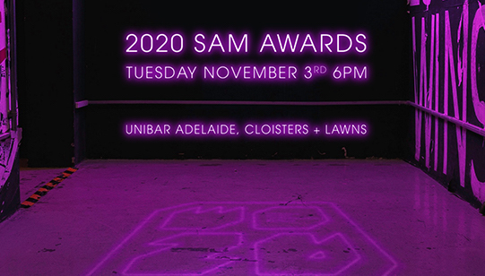 South Australian Music Awards Nominations Revealed!