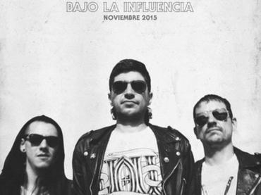 """Caníbales dará un concierto para presentar """"Bajo la Influencia"""" 1"""