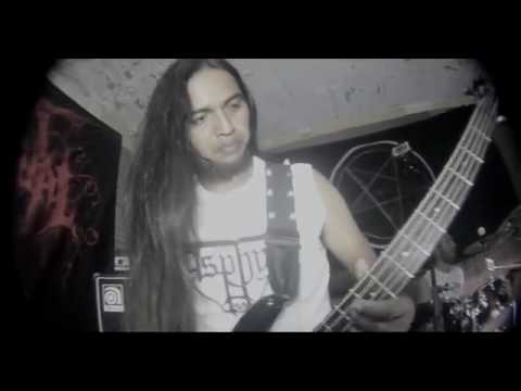 Executed Live Session – Don't burn the witch  (Cover Venom)