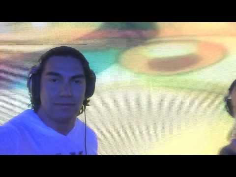 DJ CARLOS HUERTA & DJ KATY BURGUETE TOTALLY AUDIO & VIDEO MIX LIVE SESSION @ NOIR Private Club