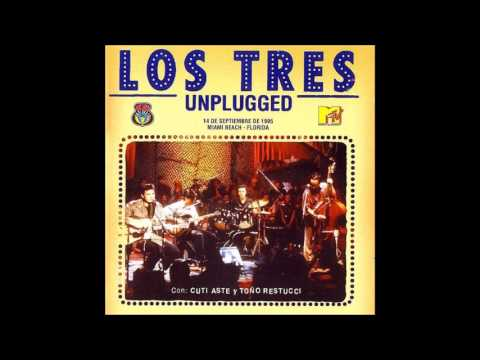 Los Tres – MTV Unplugged (1996) (Álbum en Vivo Completo)