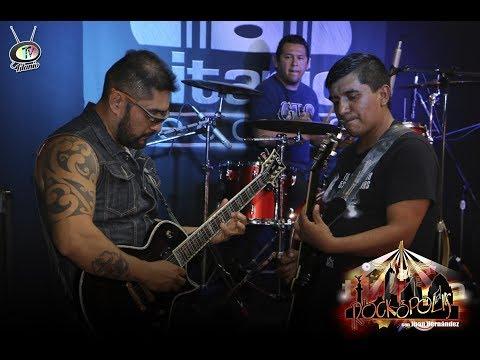 #Rockópolis presenta a Sustancia Adictiva y Emigrante Rock EN VIVO