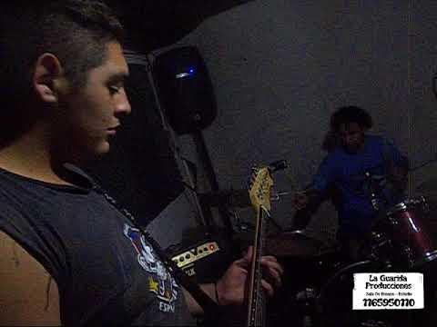 Sesion en Vivo. Banda: Espasmo 48, Cancion: Solo Quiero Punk Rock