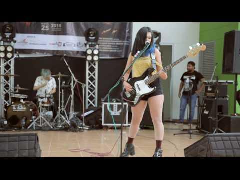 The Pinkers- Son Mis Locuras/El Tiempo Será (En vivo Grito Rock Armenia)