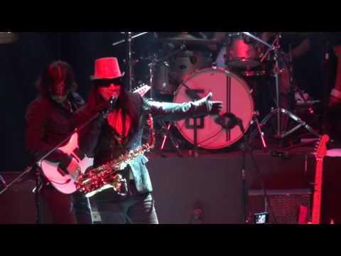 """-Pachuco-""""Mosy y su banda Bit"""" feat sax Maldita vecindad en vivo Sala Corona Mosy & Friends"""