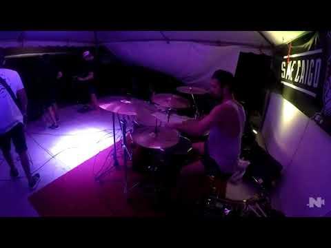 Lucas Diaz / Corto Plazo – Lugar secreto (en vivo en Sinaloa, México 2017) Drum cam