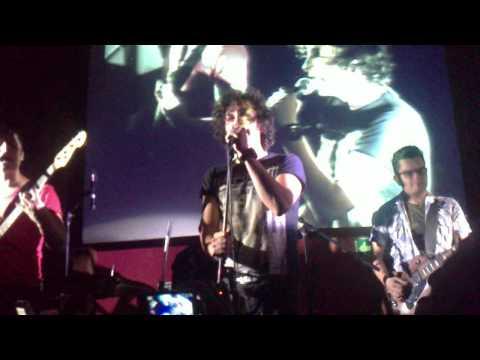 A Casa Los Daniels en vivo Tlaxcala 2012