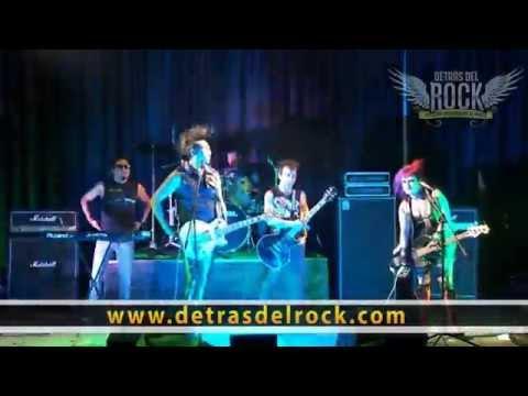 SESIONES en VIVO Detrás del rock presenta a LOS DESENCHUFADOS