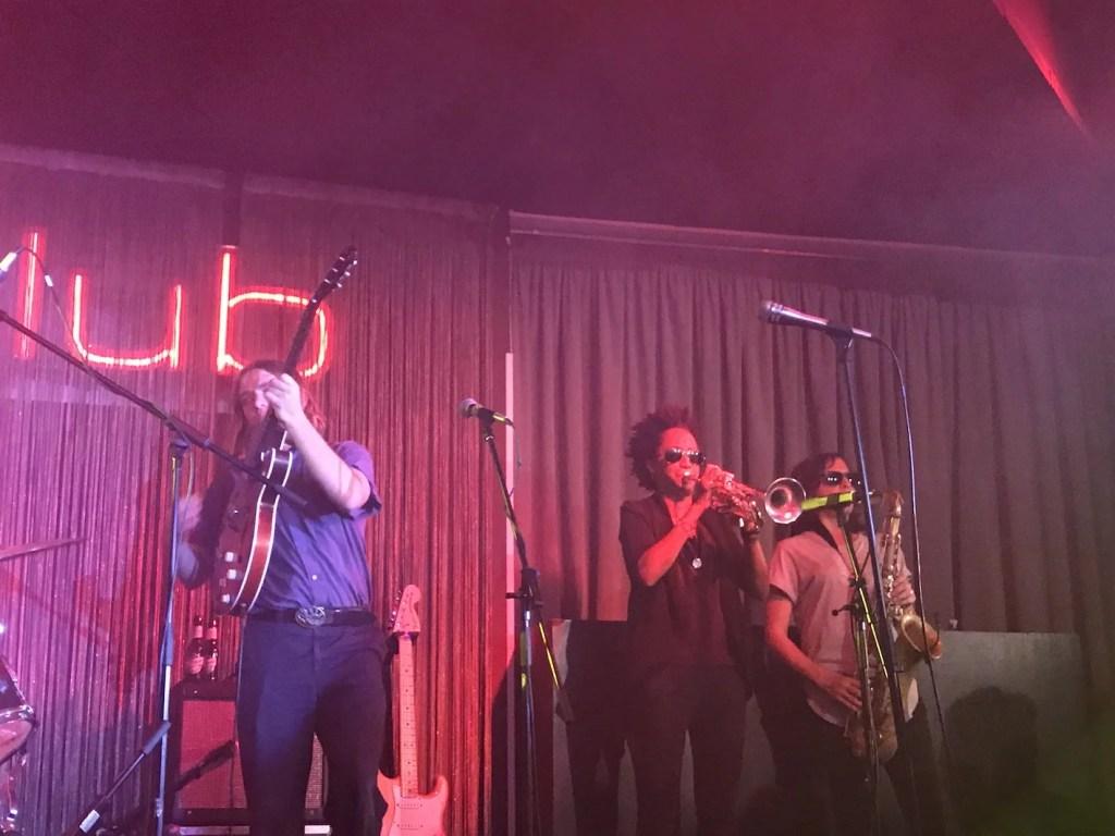 Duran Jones Live in Hamburg