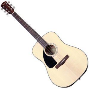 Fender Left Handed Acoustic Guitar