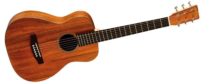 best travel guitars