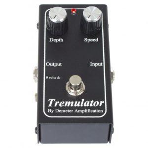 Best Tremolo Pedal for Guitar - Tremulator