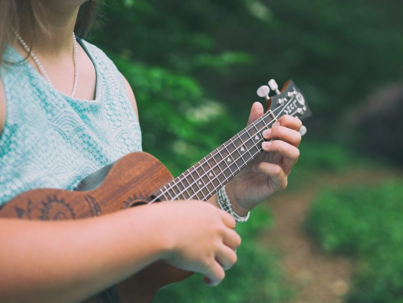 ukulele - best second instruments for guitarists and guitar players to learn