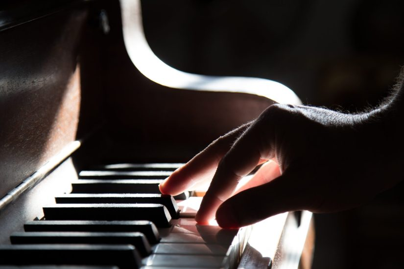 piano - instruments for guitar players to learn next