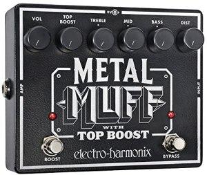 Metal Muff Distortion Pedal For Metal Guitar