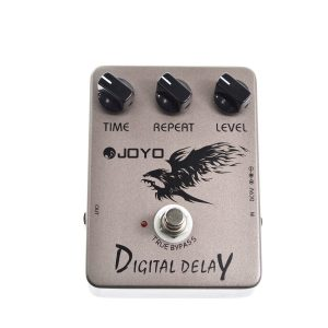 Joyo Jf-08 Digital Delay Pedal - Cheap Guitar Pedal