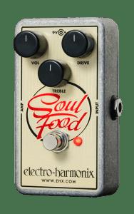 Soul Food Guitar Pedal