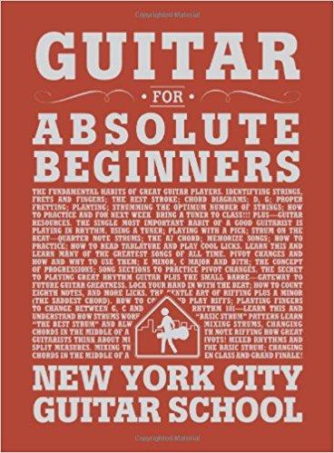 best guitar lesson books