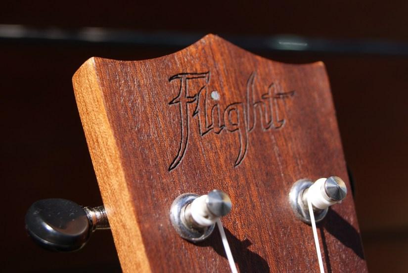 playing guitar and ukulele