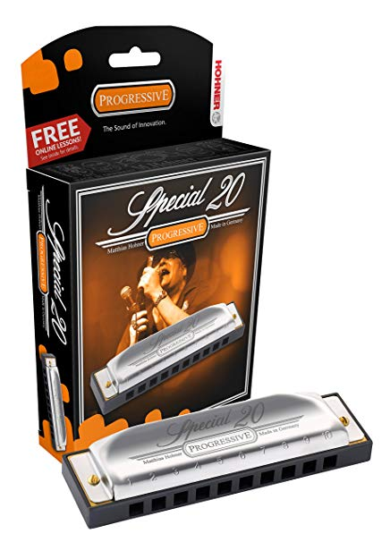 Best Blues Harps and Harmonicas