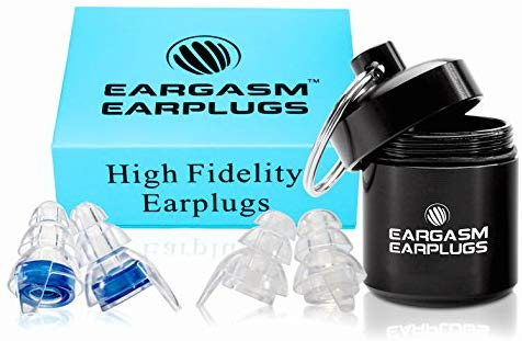 Best High Fidelity Earplugs