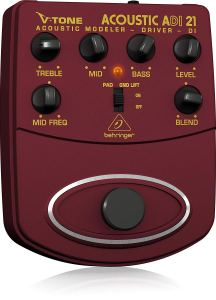 Cheap Acoustic Guitar Preamps
